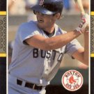 1987 Donruss #585 Mike Greenwell RC