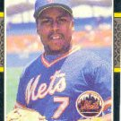 1987 Donruss #599 Kevin Mitchell RC *