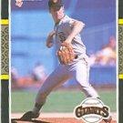 1987 Donruss #609 Mike Krukow