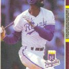 1987 Donruss Opening Day #208 Willie Wilson