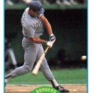 1989 Score #186 Mike Marshall