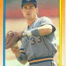 1990 Topps 344 George Canale RC
