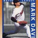 1990 Topps 407 Mark Davis AS