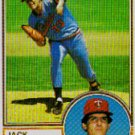 1983 Topps 33 Jack O'Connor