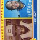 1983 Topps 378 Lee May SV