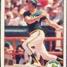 1984 Fleer #436 Bill Almon