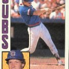 1984 Topps 73 Jody Davis