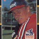 1987 Donruss #334 Ron Karkovice RC