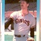 1987 Fleer #277 Mike LaCoss