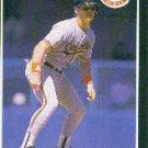 1989 Donruss Baseball's Best #86 Mickey Tettleton
