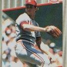 1989 Fleer 455 Joe Magrane UER/(Des Moines& IO)