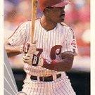 1990 Leaf 236 Ricky Jordan