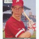 1991 Ultra #268 Mickey Morandini