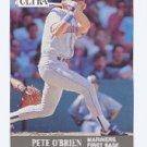1991 Ultra #342 Pete O'Brien