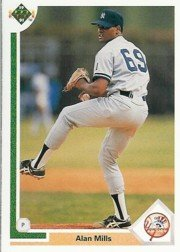 1991 Upper Deck 222 Alan Mills