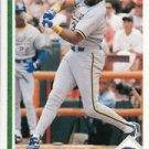 1991 Upper Deck 274 Dave Parker