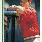 1991 Upper Deck 280 Todd Benzinger