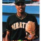 1992 Classic/Best #385 Tony Womack