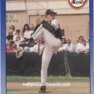 1992 Front Row Draft Picks #65 Shawn Holcomb