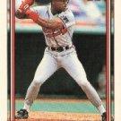 1992 Topps 25 Ron Gant