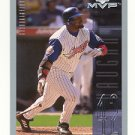 2001 Upper Deck MVP #1 Mo Vaughn