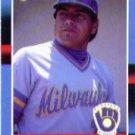 1988 Donruss 90 Ted Higuera