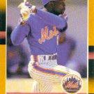 1988 Donruss Baseball's Best #208 Mookie Wilson