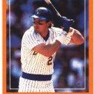 1988 Score 593 Rick Manning