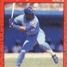 1990 Donruss 61 Bo Jackson