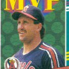 1991 Donruss 388 Lance Parrish MVP
