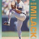 1992 Fleer 18 Bob Milacki