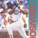 1992 Fleer 379 Andre Dawson