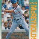 1992 Fleer 512 Kevin McReynolds