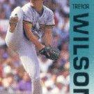 1992 Fleer 651 Trevor Wilson