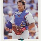 1997 Score 550 Mike Piazza CL
