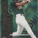 1999 Fleer Tradition #577 Eric Chavez