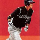 2010 Topps National Chicle #204 Carlos Gonzalez
