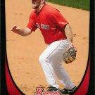 2011 Bowman #186 Kevin Youkilis