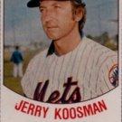 1977 Hostess #77 Jerry Koosman