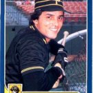 1986 Fleer #612 Lee Mazzilli