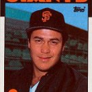 1986 Topps 341 Frank Williams