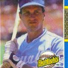 1987 Donruss Highlights #26 Kevin Seitzer