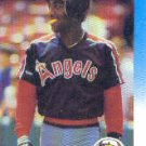 1987 Fleer Update #77 Mark McLemore