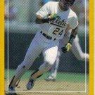 1988 Score 547 Steve Henderson