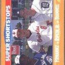 1988 Score 651 Tony Fernandez/Alan Trammell/Cal Ripken