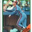 1988 Topps 138 Mitch Webster