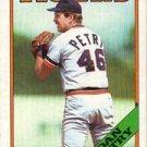 1988 Topps 78 Dan Petry