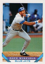 1993 Topps #131 Dave Winfield
