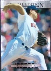 1995 Upper Deck Special Edition #212 Roger Clemens