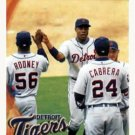 2010 Topps #201 Detroit Tigers